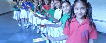 BOOK MARK MAKING-RYAN INTERNATIONAL SCHOOL, PADMAWATI