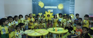 SUNFLOWER DAY CELEBRATION – Ryan International School, Padmawati, Jaipur