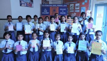 MOTHER'S DAY MESSAGE WRITING – RYAN INTERNATIONAL SCHOOL, PADMAWATI, JAIPUR