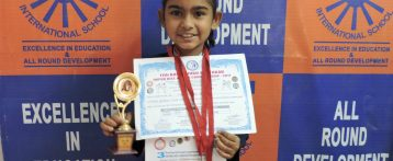 ACHIEVEMENT (Ryan International School, Padmawati)