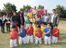 ANNUAL SPORTS DAY OF PRIMARY