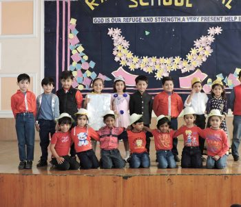 """STORY ENACTMENT"" (Ryan International School)"