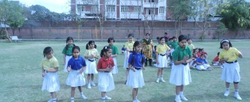 FASTEST FEET FIRST-RYAN INTERNATIONAL SCHOOL , PADMAWATI