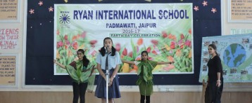 EARTH DAY CELEBRATION-RYAN INTERNATIONAL SCHOOL,PADMAWATI