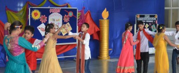 RAKHI CELEBRATIONS at MPS International School
