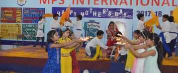 Mother's Day was celebrated in MPS International