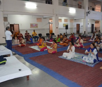 YOGA SESSION- MPS International School