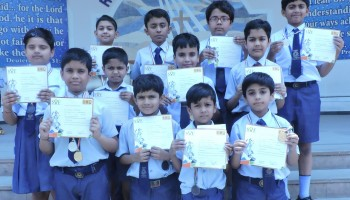 ACHIEVEMENTS – RYAN INTERNATIONAL SCHOOL, PADMAWATI, JAIPUR