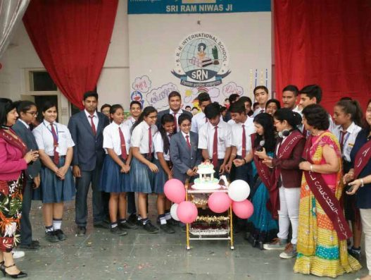 Children's Day celebrated with Fun and Frolic