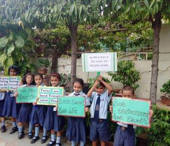 NURSERY VISIT (Ryan International School, Padmawati, Nirman Nagar, Jaipur)