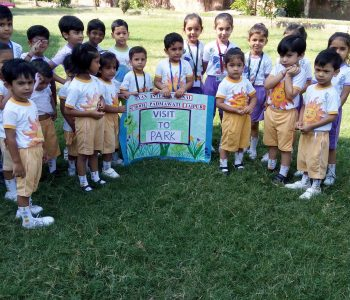 VISIT TO PARK (Ryan International School, Padmawati)