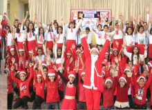 TPS Celebrated Birth of Christ