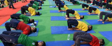 Centre asks states to adopt yoga as part of school syllabus