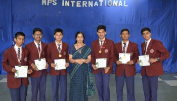 NSO Achievers-MPS International School