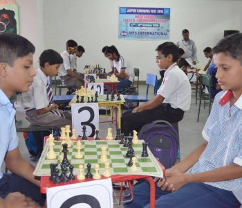 Interschool Chess and Carrom Tournament (MPS International School)