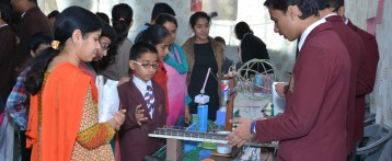 CBSE Regional Science Exhibition Closing Ceremony at MPS