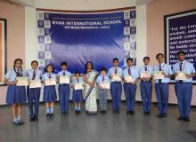 Leader in Making (Ryan International  School)