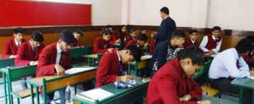 Scholarship Exam (CAST) (Central Academy, Ambabari)