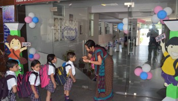 Greetings on the advent of New Session -MPS International school