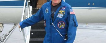 Scott kelly Returns To Earth After 340 Days